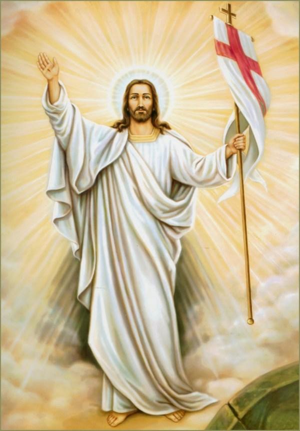 Jesus-Easter