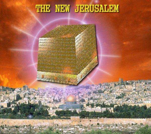 jerusalem- new